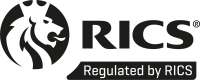 REGULATED-BY-RICS-LOGO BLACK